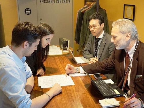 Starting a new business requires planning. Visit the Startup Café where our English-speaking concierge staff can introduce you to experts that will help you build your company. They can connect you with legal advisors, accountants, government officials, a