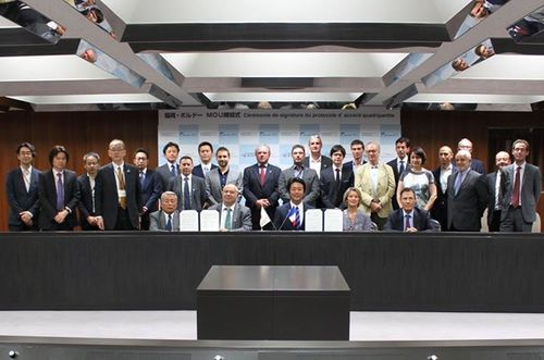 Fukuoka City has signed an MOU on startup support with Bordeaux Métropole, Fukuoka D.C. and Bordeaux Technowest. With this MOU signing - the collaboration both Fukuoka and Bordeaux - startup support will be greatly accelerated!  Fukuoka City has everythin