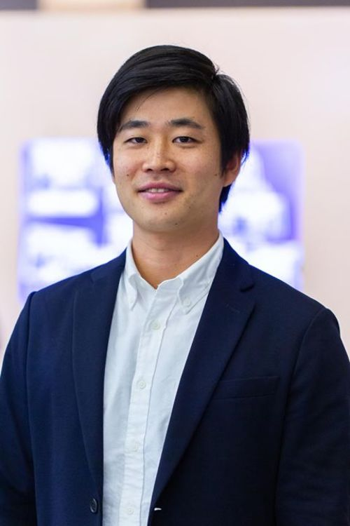 """Join us in extending a big welcome to the newest Global Startup Center concierge, Manato Yasumura! His advice for startup founders is, """"The most important thing is to take action!"""" Stop by the GSC to welcome him to the community."""