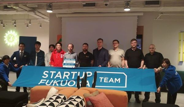 Congratulations to Clever DATA, the winner of yesterday's Russian Startup Pitch Battle!