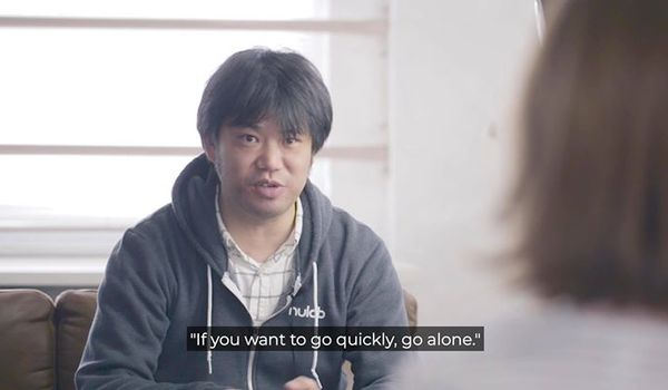 During the month of March we'll be sharing profiles and videos that give you a look at what Fukuoka's startups are working on right now!  We recently sat down with nulab's founder who had some truly wise words to share. Watch the video to see what nulab i