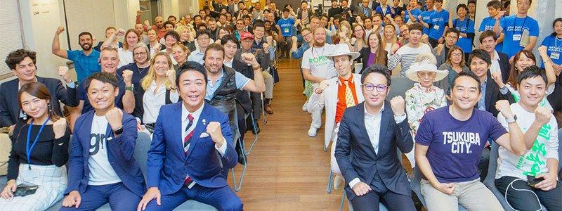 Inside Fukuoka's WARAKU Summit