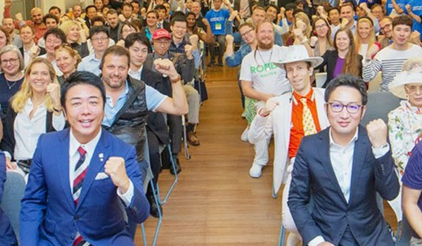 WARAKU Summit If you heard about the WARAKU Summit but weren't able to attend, you can learn all about what happened in our latest article. https://startup.fukuoka.jp/journal/inside-fukuoka-s-waraku-summit
