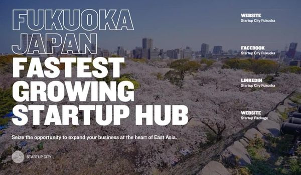 "【Participation in Slush 5 years in a row!!】  One of the world's largest startup event ""Slush"" which is held every year in Helsinki (Finland), where Fukuoka City concluded MoU with, carefully select participants this year and launched a community platform"